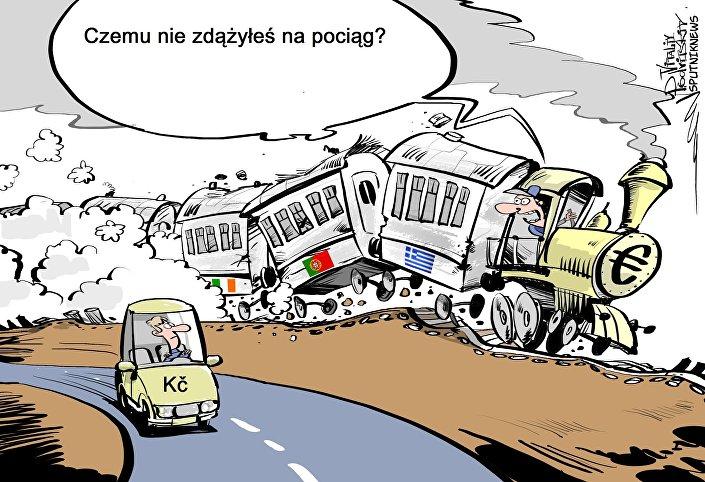 Czesi przeciwni przyjęciu euro