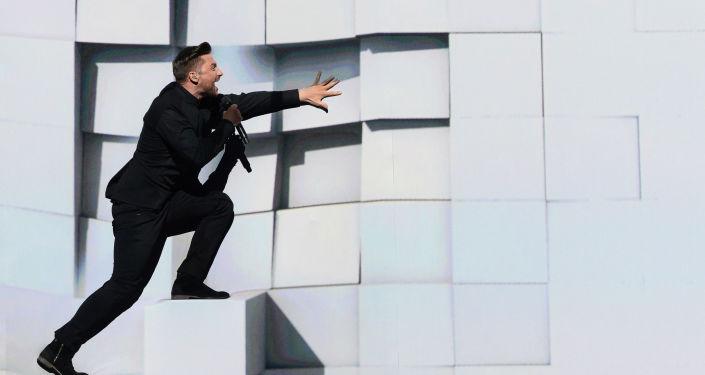 """Rosjanin Siergiej Lazarew wykona kompozycję """"You are the only one"""" (""""Jesteś jedyna"""")"""