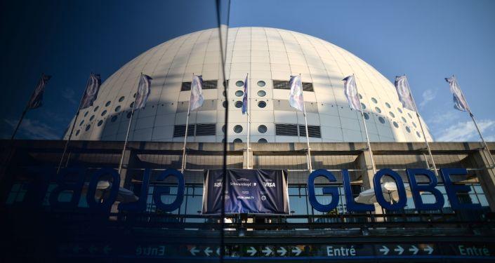 Eurowizja 2016: Arena Ericsson Globe w Szwecji