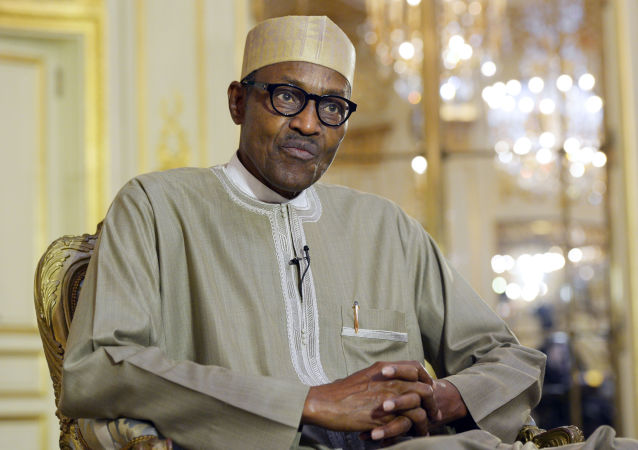 Prezydent Nigerii Muhammadu Buhari