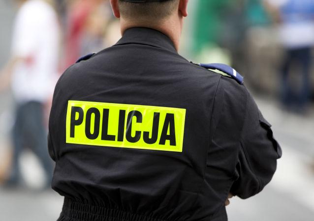 Polski oficer policji