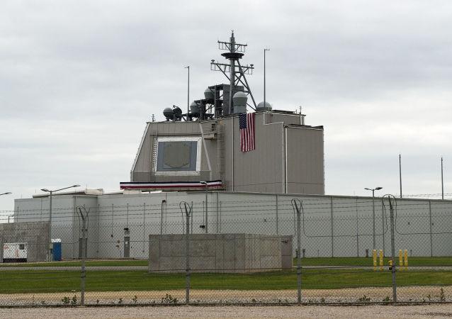 Amerykański obiekt systemu antybalistycznego NATO w Rumunii