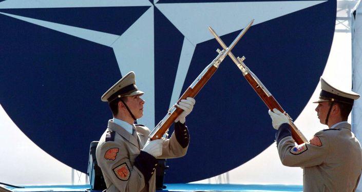 Logo NATO
