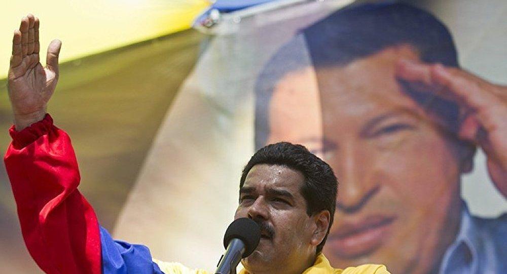 Maduro inaugurera la rue Hugo Chavez à Moscou
