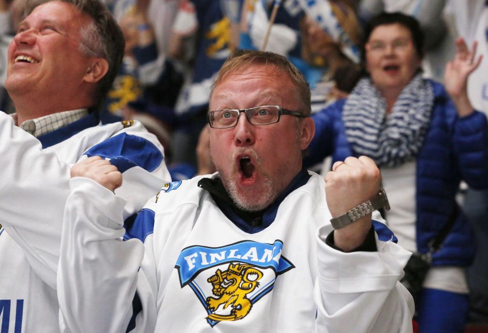 Fińscy kibice emocjonalnie podchodzą do wygranej