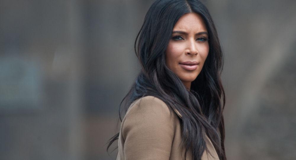 Kim Kardashian w Erewaniu