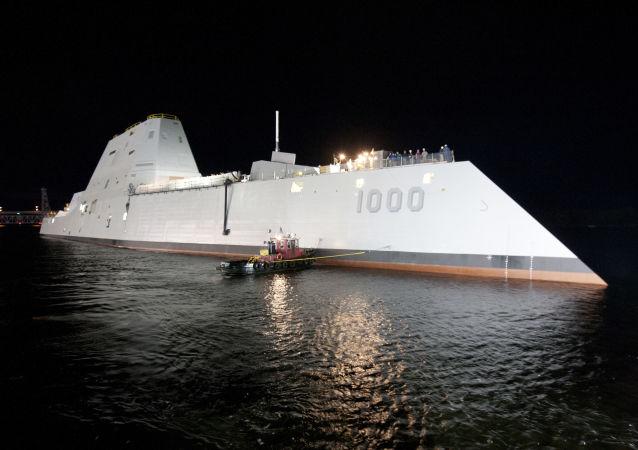 Okręt typu USS Zumwalt