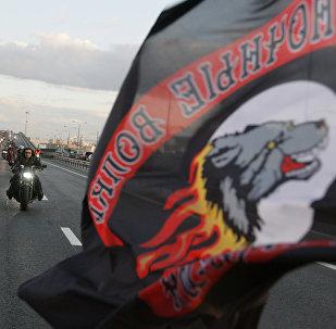 Rosyjski klub motocyklowy Nocne Wilki
