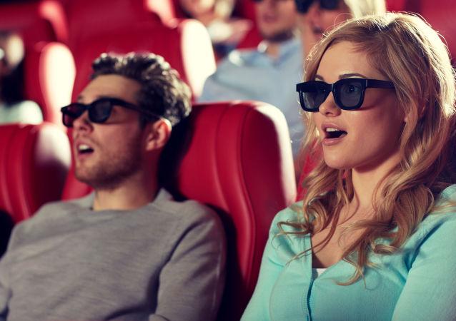 Ludzie w kinie