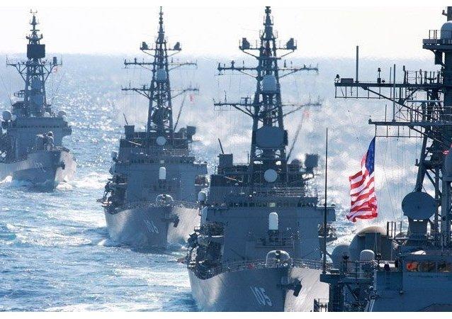 Pacyfik - arena, na której współzawodniczą globalne mocarstwa