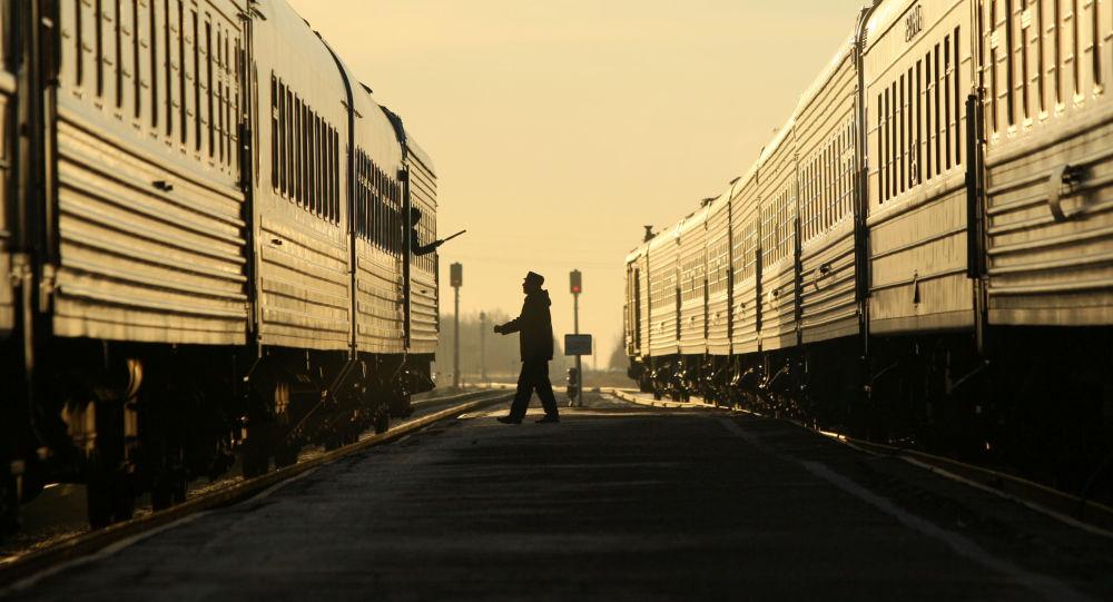 Pociąg Za duchowy renesans Rosji