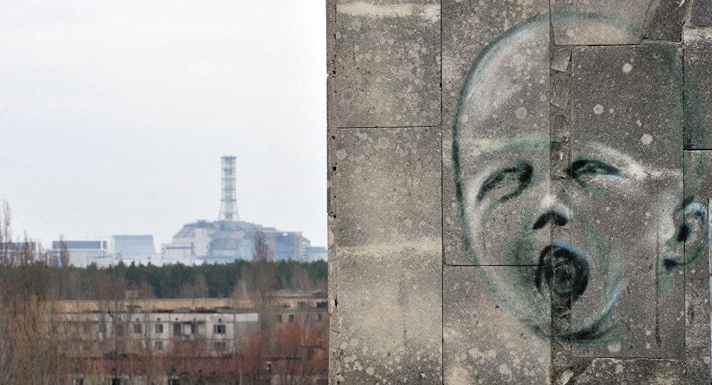 Katastrofa elektrowni jądrowej w Czarnobylu