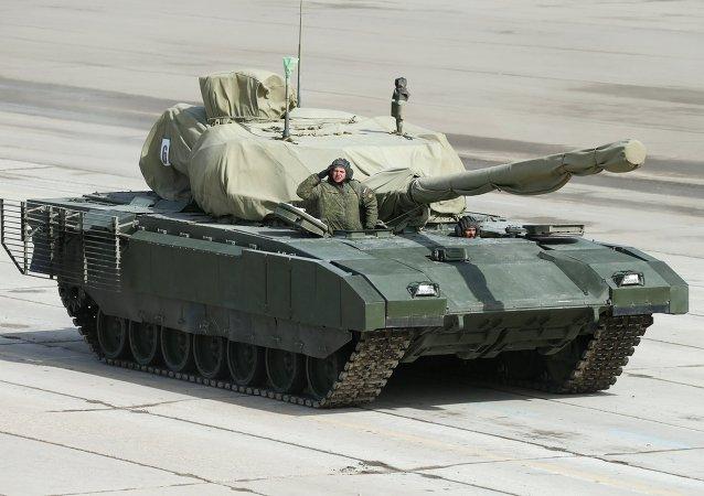 """Czołg T-14 """"Armata"""""""