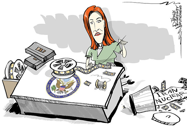 Departament stanu proponuje nowy kurs... kroju i szycia