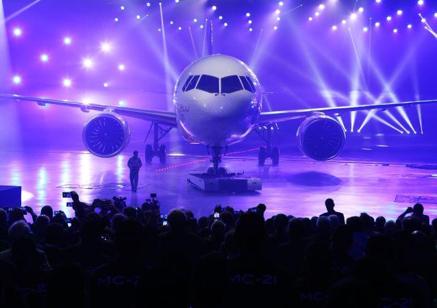 Rodzina samolotów MS-21 koncentruje się na najbardziej pojemnym segmencie światowego rynku lotniczego.