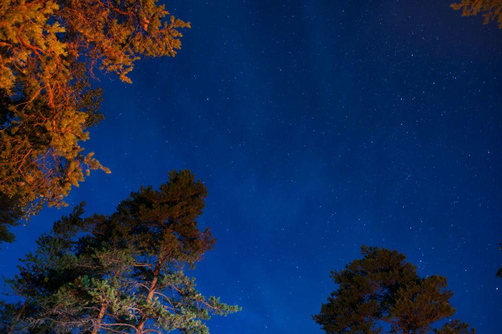 Jedna z głównych atrakcji podczas wypoczynku w Karelii – białe noce, które rozpoczynają się tutaj pod koniec maja i kończą się w połowie sierpnia. A po nich nadchodzą bajecznie piękne gwiaździste noce.
