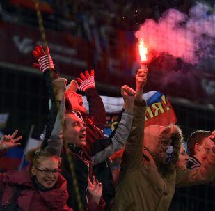 Rosyjscy kibice na Euro-2016