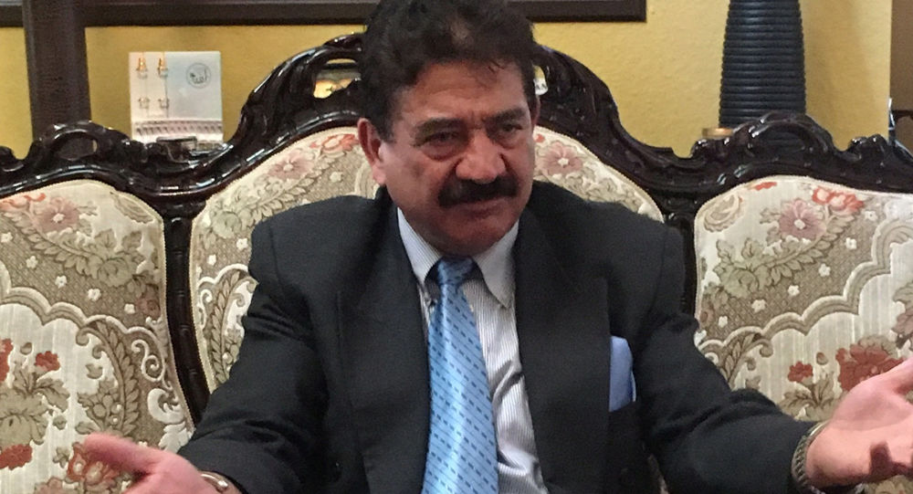 Saddik Matin, ojciec strzelca z Orlando Omara Matina