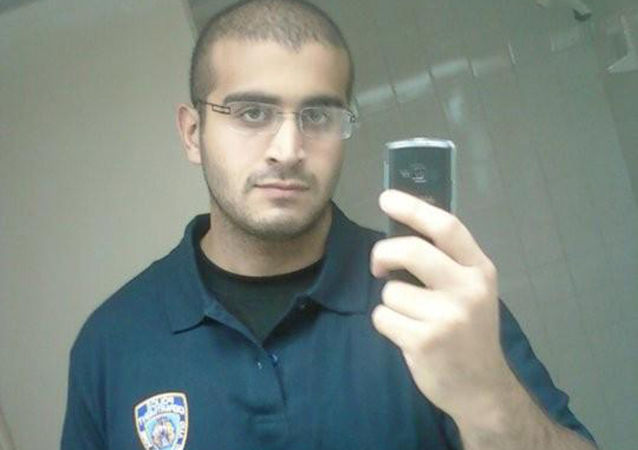 Strzelec z Orlando Omar Matin