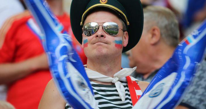 Mecz Rosja-Anglia w ramach Euro-2016
