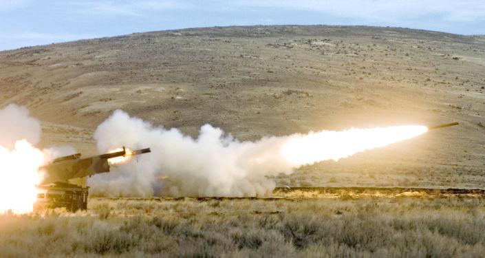 System rakietowo-artyleryjski o przeznaczeniu operacyjno-taktycznym HIMARS