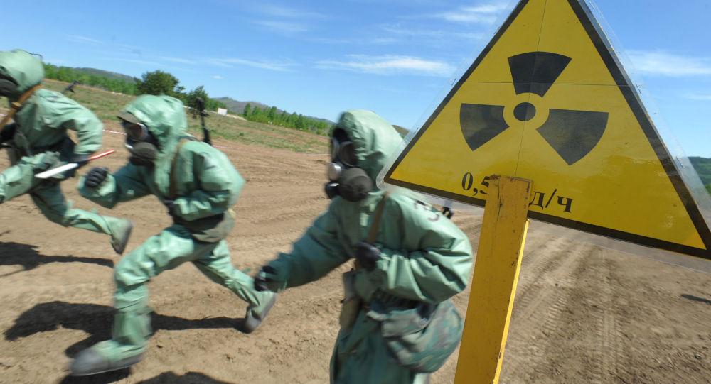 Zawody wojskowe Bezpieczne Środowisko 2016 w Zabajkalu