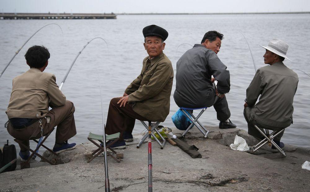Rybołówstwo jest ważną częścią gospodarki Korei Północnej.