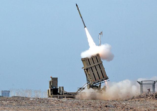 System taktyczny obrony przeciwrakietowej Żelazna Kopuła