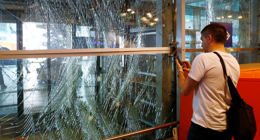 Lotnisko Ataturk po serii zamachów