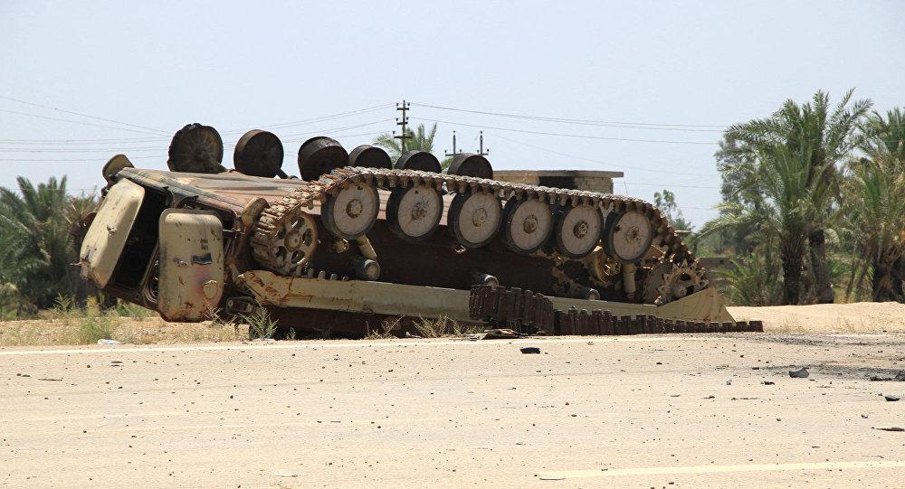 Operacja antyterrorystyczna w Iraku