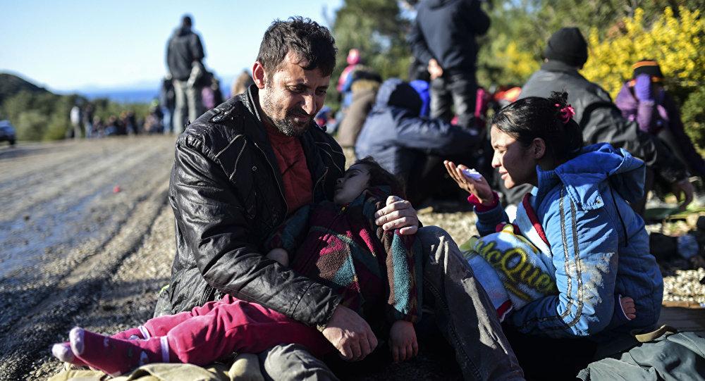 Syryjscy uchodźcy na wschodzie Turcji