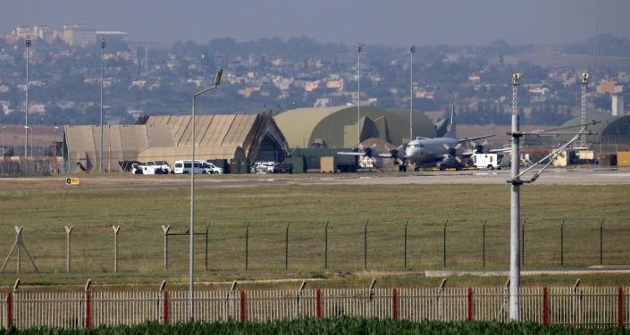 Wojskowa baza lotnicza USA Incirlik w Turcji