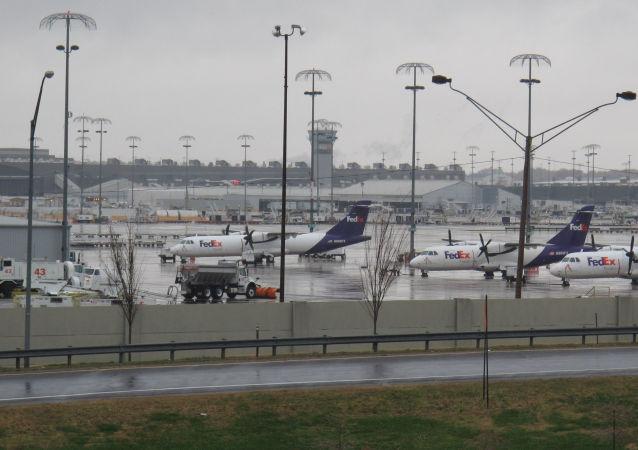 Międzynarodowe lotnisko w Memphis