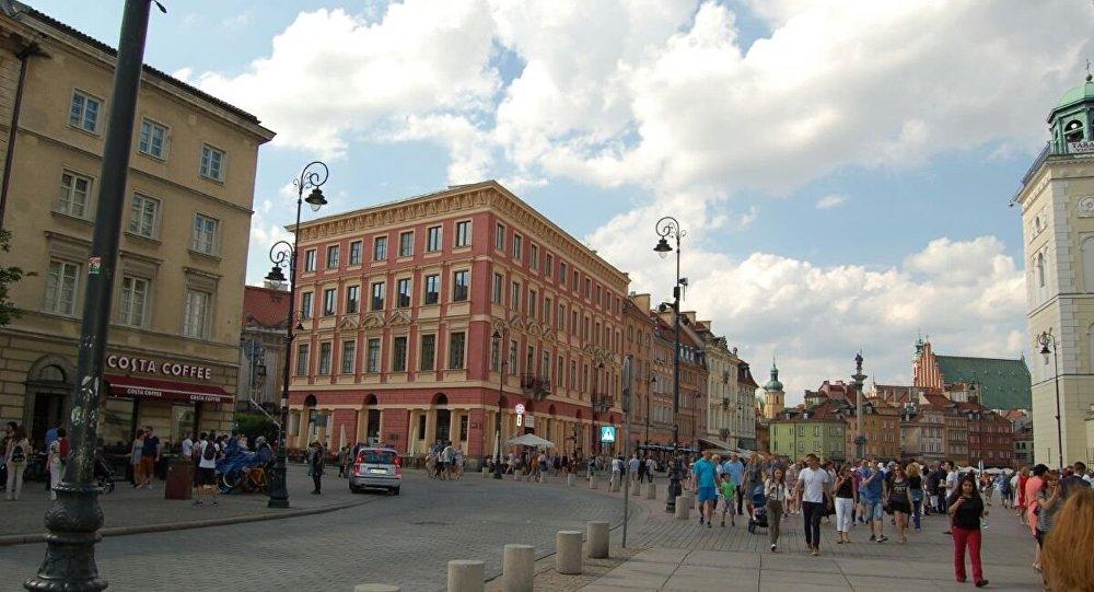 Warszawa Starówka