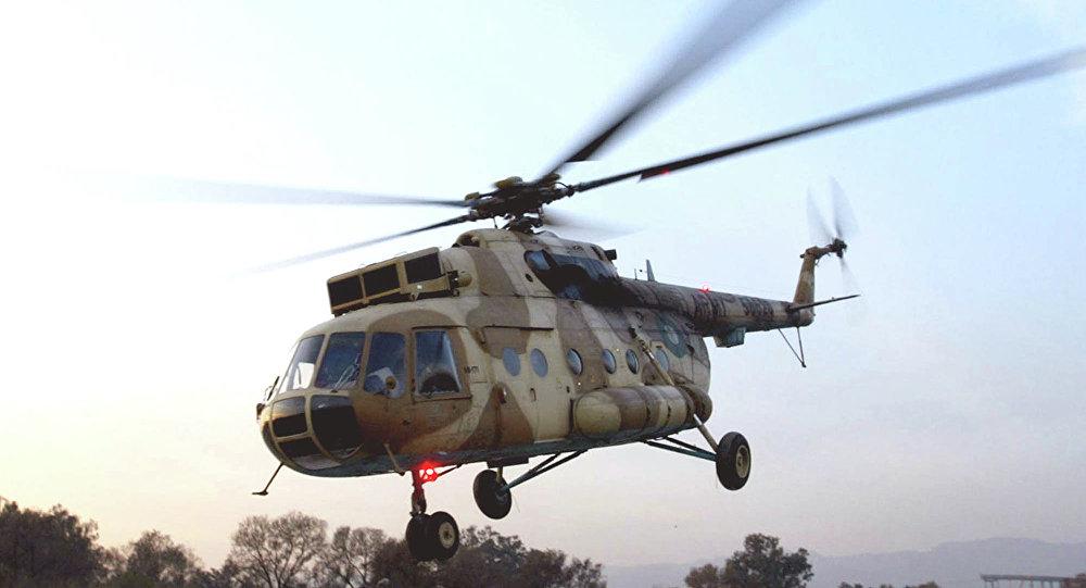 Wypadek helikoptera w Pakistanie