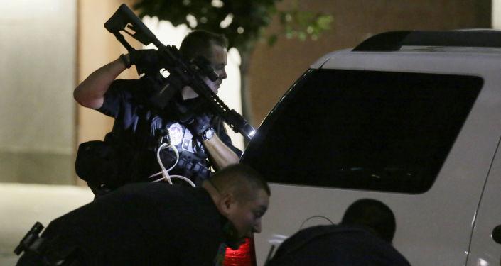 Policja w Dallas dostaje nowe pogróżki