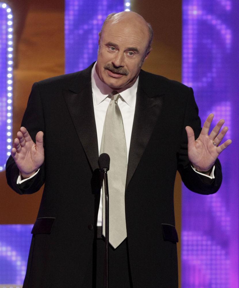 """88 milionów dolarów zarobił Phillip """"Phil"""" McGraw – amerykański psycholog, pisarz, prowadzący program telewizyjny """"Dr Phil""""."""