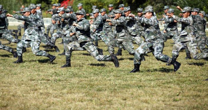 Siły lądowe Chińskiej Armii Ludowo-Wyzwoleńczej
