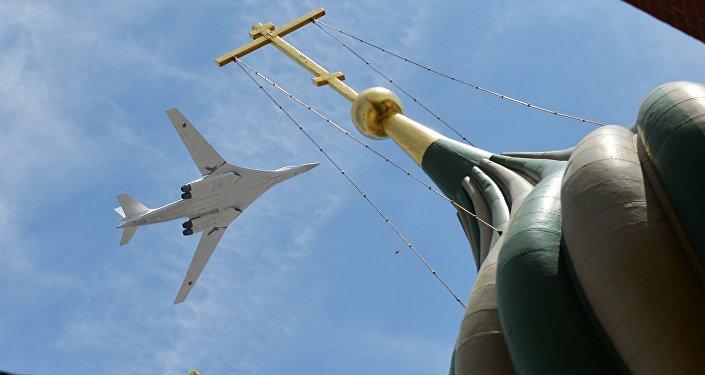 Bombowiec strategiczny dalekiego zasięgu Tu-160M