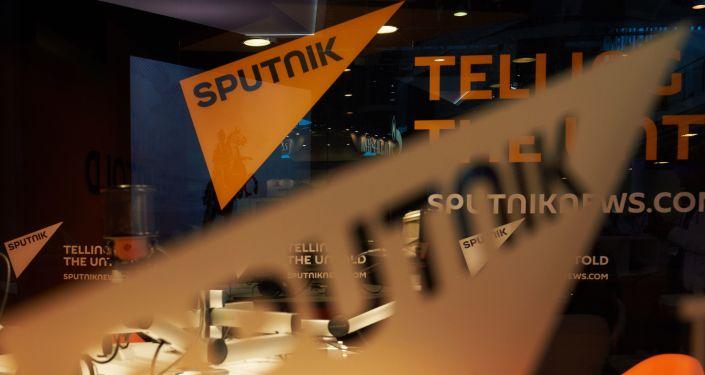 Studio Sputnika na Petersburskim Międzynarodowym Forum Gospodarczym-2015