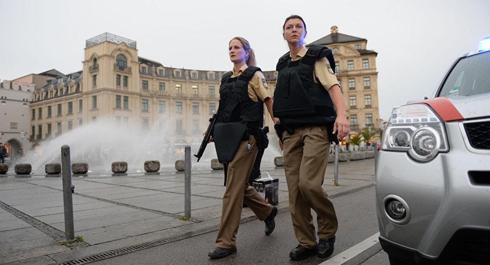 Strzelanina w Monachium