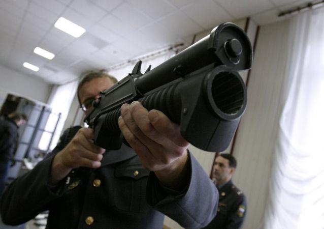 Granatnik przeciwpancerny RPG-18