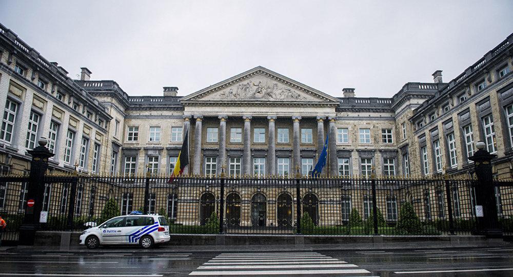 Siedziba parlamentu federalnego Belgii w Brukseli
