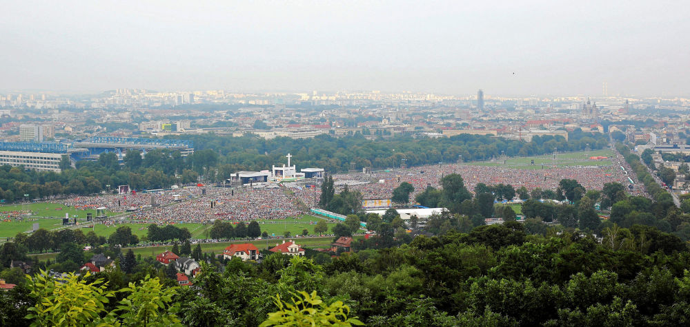 Światowe Dni Młodzieży 2016 w Krakowie
