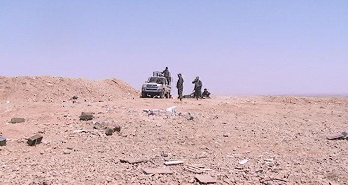 Syria, Al-Badiyah