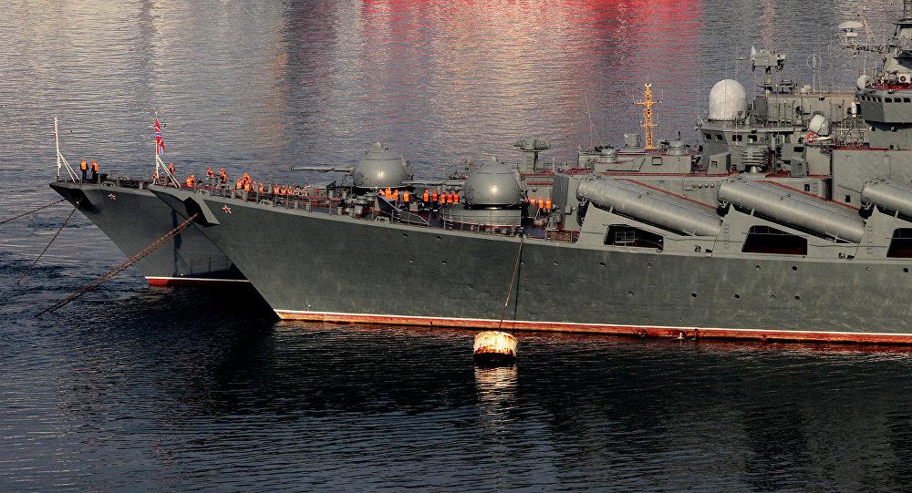 Okręty Floty Pacyficznej