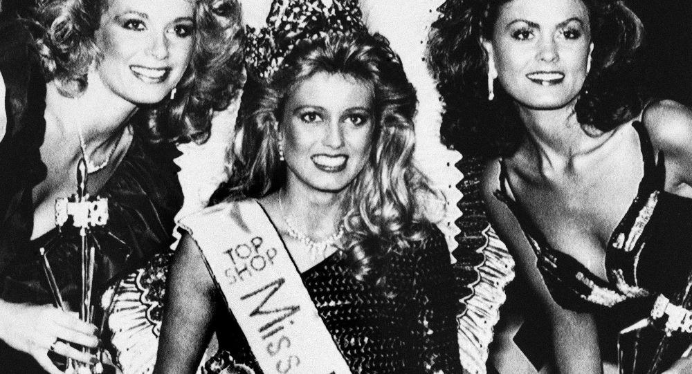 Miss World - 1985 Hofi Karlsdottir z Islandii