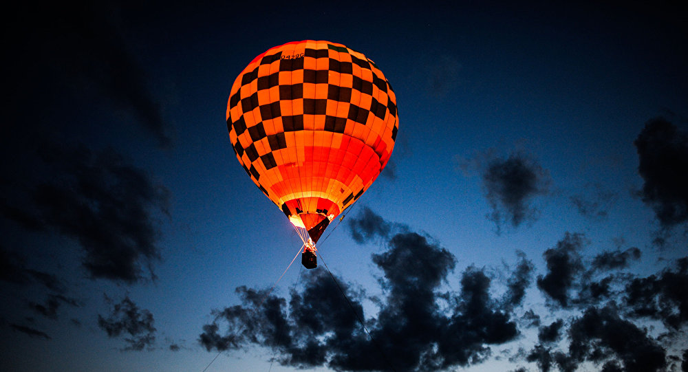 Katastrofa balonu w USA