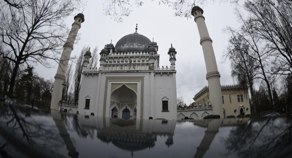 Meczet. Niemcy