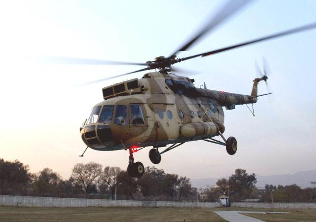 Śmigłowiec Mi-17